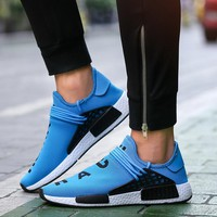 LUONTNOR Classic Running Shoes for Men Women Summer Light Sneakers Outdoor Man Sports Shoes Mesh Jogging Trainers Unisex 47 Size