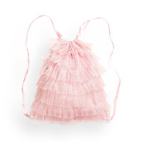 Cloth Bag with Tulle Ruffles - from H&M