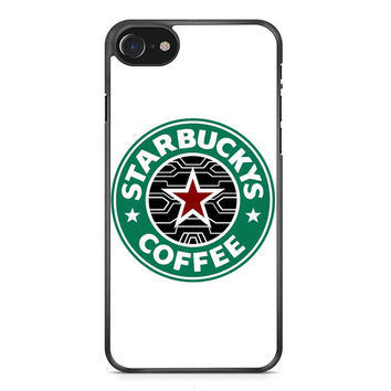 Bucky Barnes The Winter Soldier Starbuck iPhone 7 Case