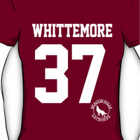 "Teen Wolf ""WHITTEMORE 37"" Lacrosse Women's T-Shirt"