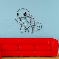 Wall Stickers Vinyl Decal Pokemon Anime for Kids Baby Room Nursery Unique Gift (ig1096)