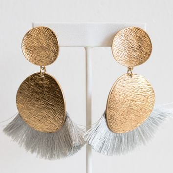 Brush It Off Earrings