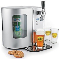 Wine Enthusiast Home Beer Dispenser