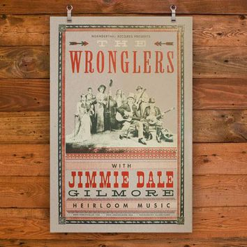 The Wronglers Poster