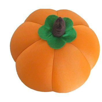 Tache Squishy Midnight till Pumpkin Microbead Throw Pillow  Cushion