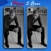 Chris Brown Bino Custom iPhone 5 Case Cover from namina