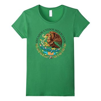 Mexican Coat of Arms Seal T-Shirt