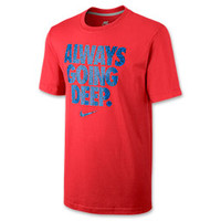 Men's Nike Always Going Deep T-Shirt
