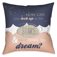 Stars Indoor Decorative Pillow