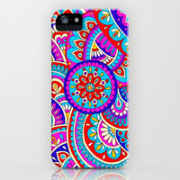 Tango iPhone & iPod Case by PeriwinklePeacoat