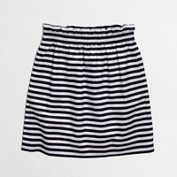 Factory printed linen-cotton mini - Mini/A-Line - FactoryWomen's Skirts - J.Crew Factory