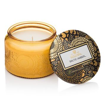 Voluspa 'Japonica - Baltic Amber' Petite Colored Jar Candle (Limited Edition) | Nordstrom