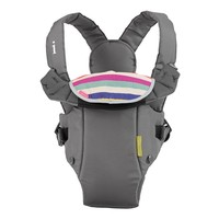 infantino Breathe Vented Comfort Baby Carrier (Grey)
