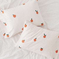 Peaches Pillowcase Set | Urban Outfitters