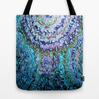 colour my world Tote Bag by Lucine
