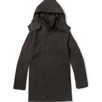 Mackintosh - Dunoon Handmade Bonded-Cotton Hooded Rain Coat | MR PORTER