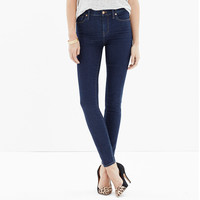 High Riser Skinny Skinny Jeans in Davis Wash