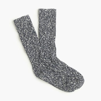 MARLED COTTON SOCKS