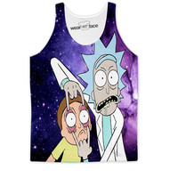 The Rick And Morty Intergalactic Tank