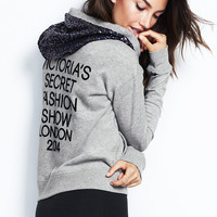 Fashion Show Sequin Hoodie