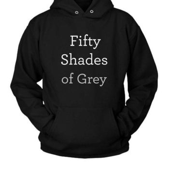 CREYP7V The Fifty Shades Of Grey Hoodie Two Sided