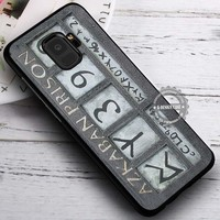 Azkaban Prison Plate Harry Potter iPhone X 8 7 Plus 6s Cases Samsung Galaxy S9 S8 Plus S7 edge NOTE 8 Covers #SamsungS9 #iphoneX