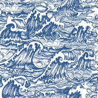 The Perfect Storm Removable Wallpaper
