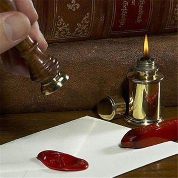 Letter Wax Seal Stamp