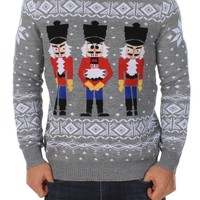Nutcracker Sweater | Tipsy Elves