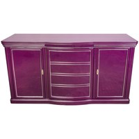 Exceptional Art Deco Sideboard in Liliac