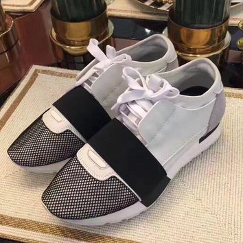 Balenciaga Women Fashion Casual Sneakers Sport Shoes-2