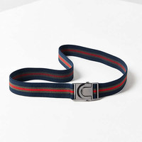 Striped Elastic Belt | Urban Outfitters