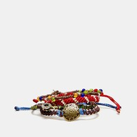 Wakami Earth Bracelet Set - Urban Outfitters