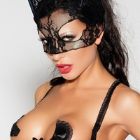 Me Seduce MK04 Mask One Size