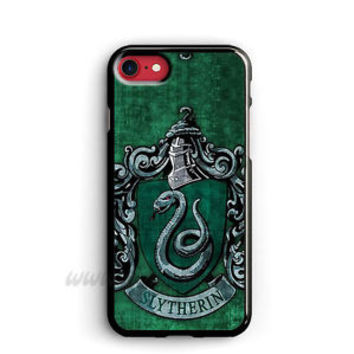 Harry Potter Slytherin Crest iPhone Cases Samsung Galaxy Cases iPad Cases