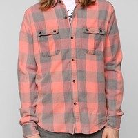 Devil's Harvest Washed Buffalo Plaid Button-Down Shirt - Urban Outfitters