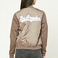 Los Angeles Bomber Jacket