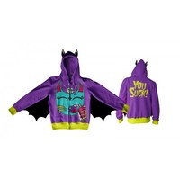 Blood on the Dance Floor Official Store | Devil Bat Hoodie