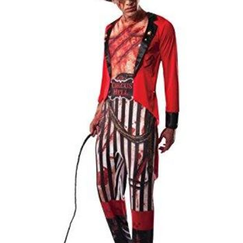 Rubie's Costume Co Men's Mauled Ringmaster Costume