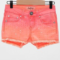 Women's Girls - Ombre Short in Orange/Pink by Daytrip.