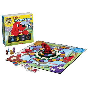 Clifford the Big Red Dog Be a Good Friend Game by Patch