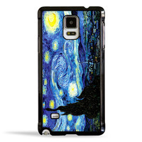 Van Gogh Starry Night Case for Samsung Galaxy Note 4
