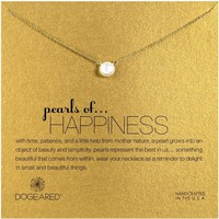 Dogeared Pearls of Happiness