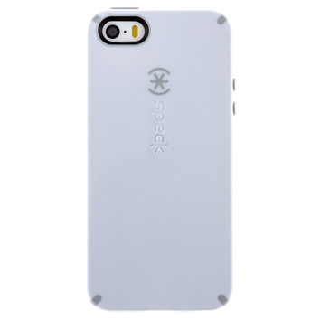 Speck CandyShell Case for iPhone 5& 5s-Gray and White