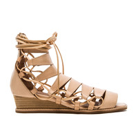 Jeffrey Campbell Zaferia Sandal in Natural