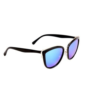 Black Victorious Cat Eye Sunnies