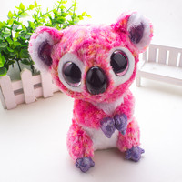 Big Eyes Pink Koala Plush Toys Cute Animals Unicorn Baby Dolls Soft Stuffed Plush Toys For Children
