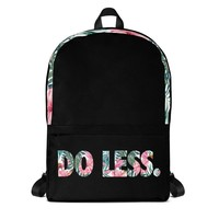 The 'Do Less Bloom' Backpack