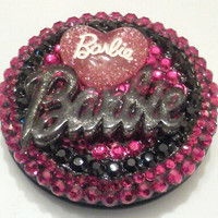 Bling Deco Compact Mirror