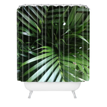 Chelsea Victoria Jungle Vibes Shower Curtain